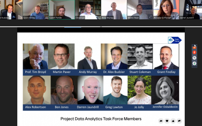 Project Data Analytics Task Force Launch